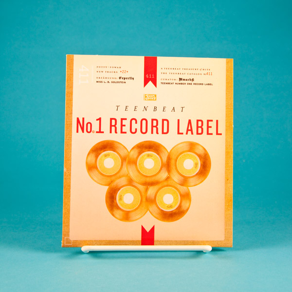 Number One Record Label audio release CD