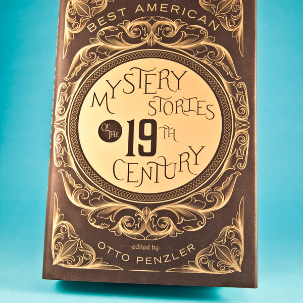 The Best American Mystery Stories of the 19th Century book, front
