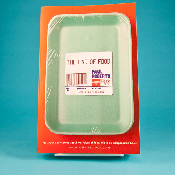 book The End of Food by Paul Roberts front